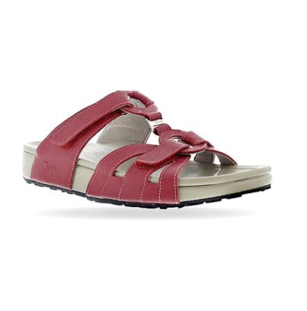 Joya Bern Red sandal (dam)